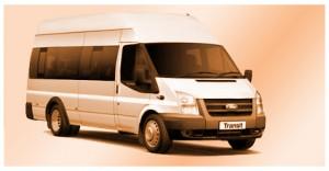 10 Seater Minibus
