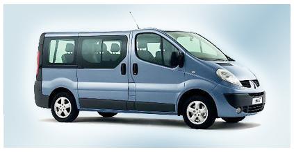 8 Seater Minibus
